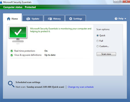 Top 6 best free antivirus software for 2018 for windows10 pc.