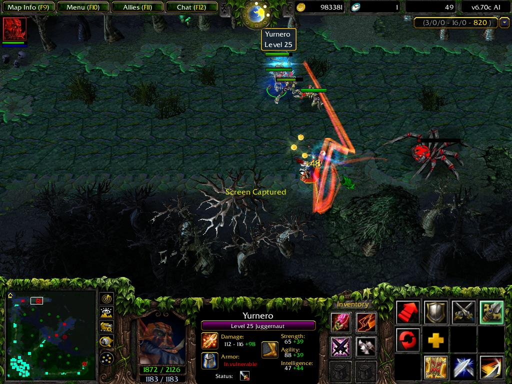 warcraft dota 70 unknown hero secret tips useful items online