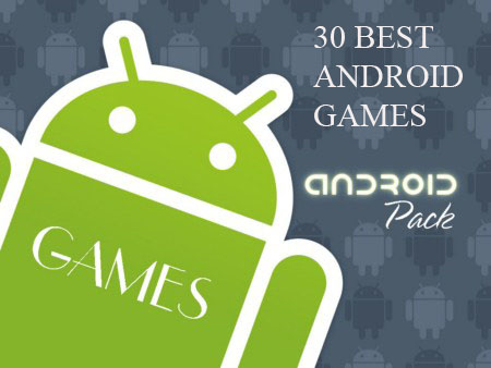 top 30 android games