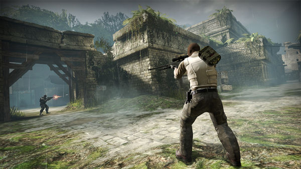 Counter Strike Global Offensive Screen 2