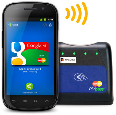 Google Wallet Launched