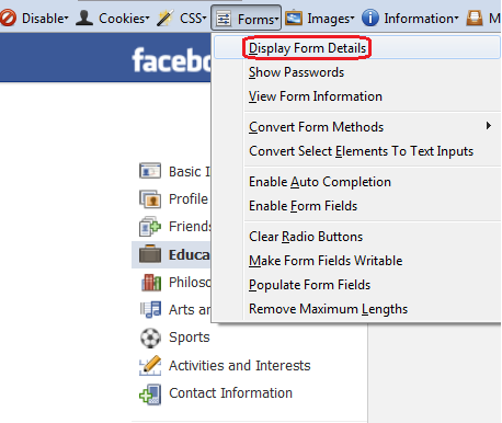 how to link fanpage to Facebook profile