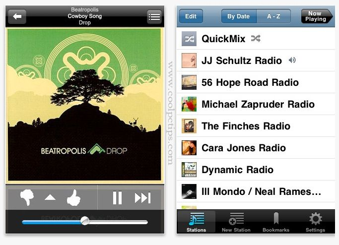 Free iPhone, iPad, iPod music apps