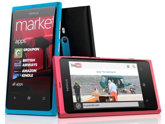 lumia 800 review