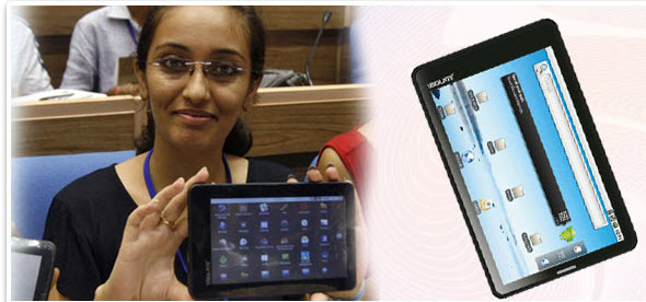 Aakash Ubislet 7 Tablet