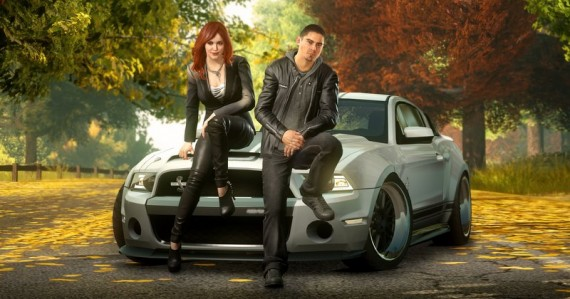 Need For Speed The Run Story Line