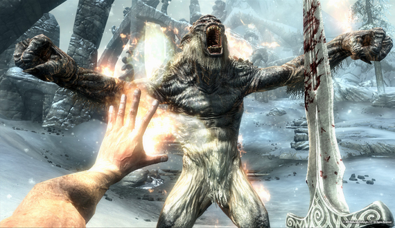 The Elder Scrolls: Skyrim review