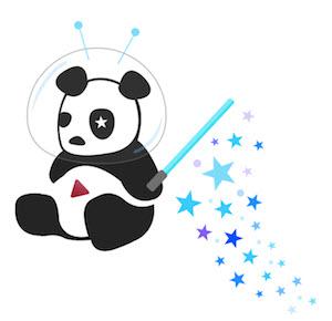Cosmic Panda update