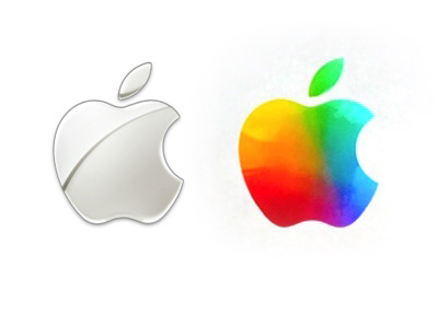 The new Apple logo?