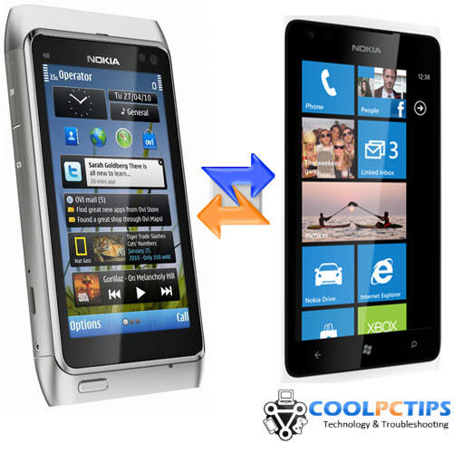 converting symbian to windows phone