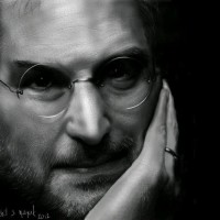 Stevejobs sketch in Autodesk SketchBook Pro
