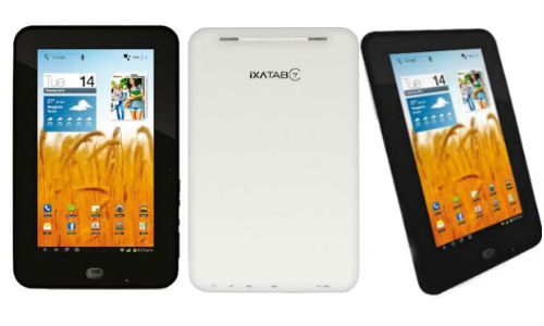iXA Tablet