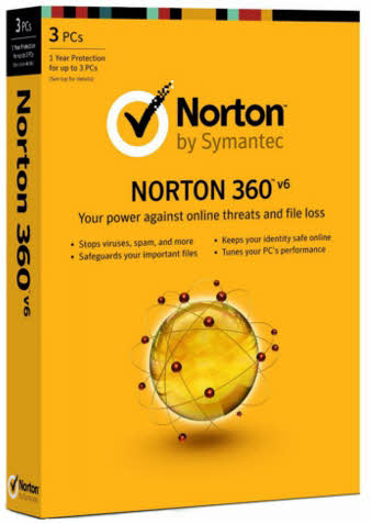 Norton 360 v6 Review - A Complete Security Package