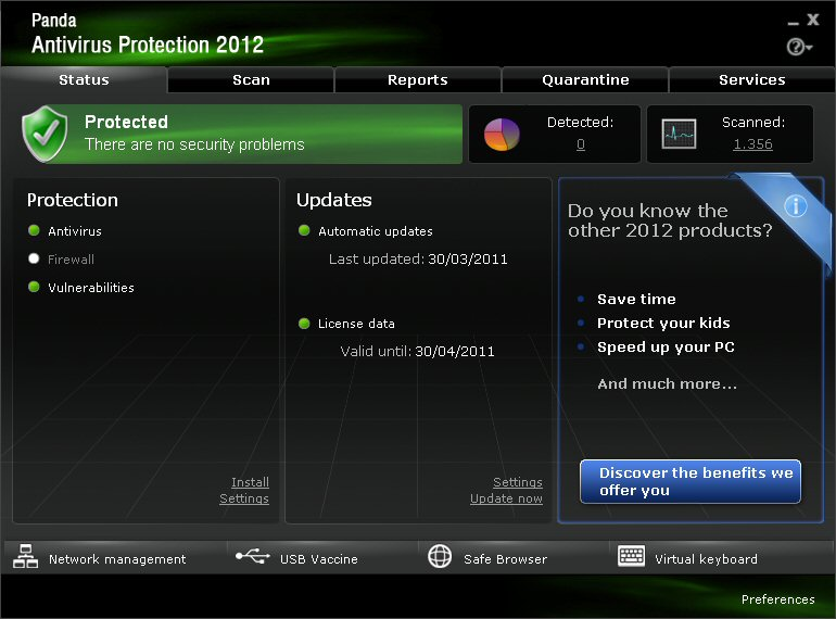 Avg antivirus 2012 free edition download [offline installer].