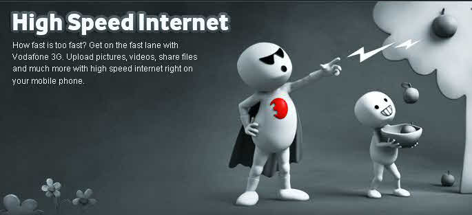 vodafone reduced 3g plans