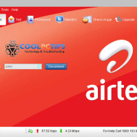 Older Version of Airtel 3G Connection Manager