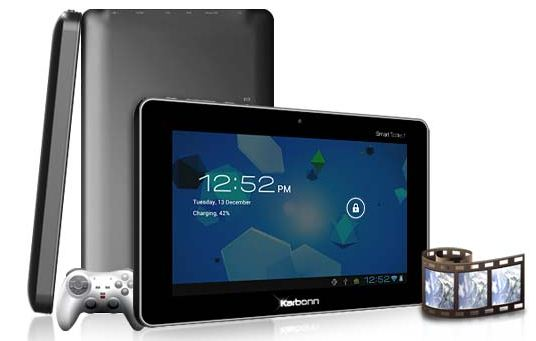 Top 5 Cheap Android Tablets