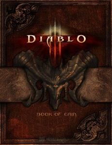 Book of Cain - Diablo III