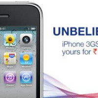Apple iPhone 3GS for Available for Just Rs 9,999