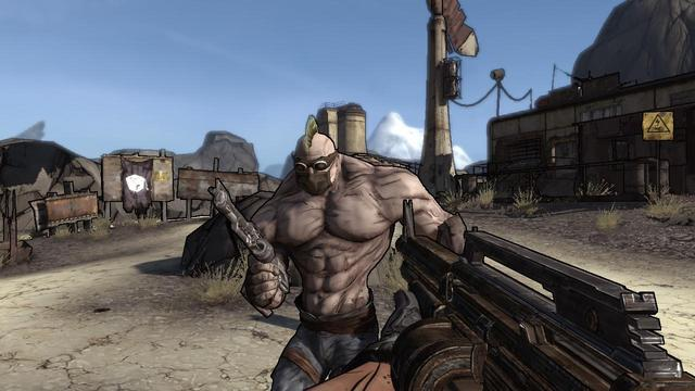 Underrated FPS Games - Borderlands
