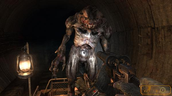 Underrated FPS Games - Metro 2033