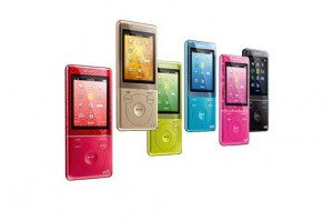 2012 Sony Walkman Series - E470 Series