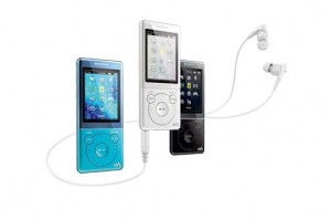 2012 Sony Walkman Series - E570 Series