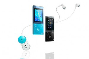 2012 Sony Walkman Series - S770T Series