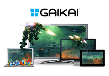Sony Invests $380 Million to Acquire GAIKAI