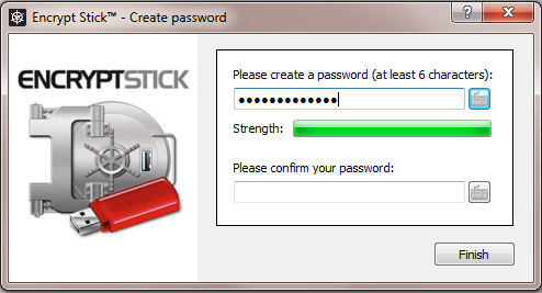 Password Protect USB Flash Drives - Encrypt Stick Free