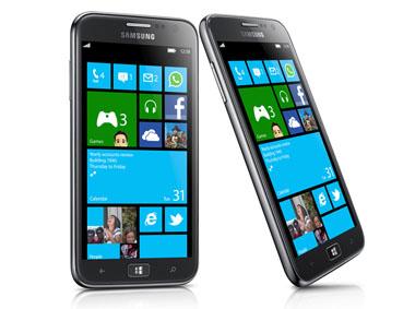 Samsung Ativ S and Ativ Tab - Ativ S