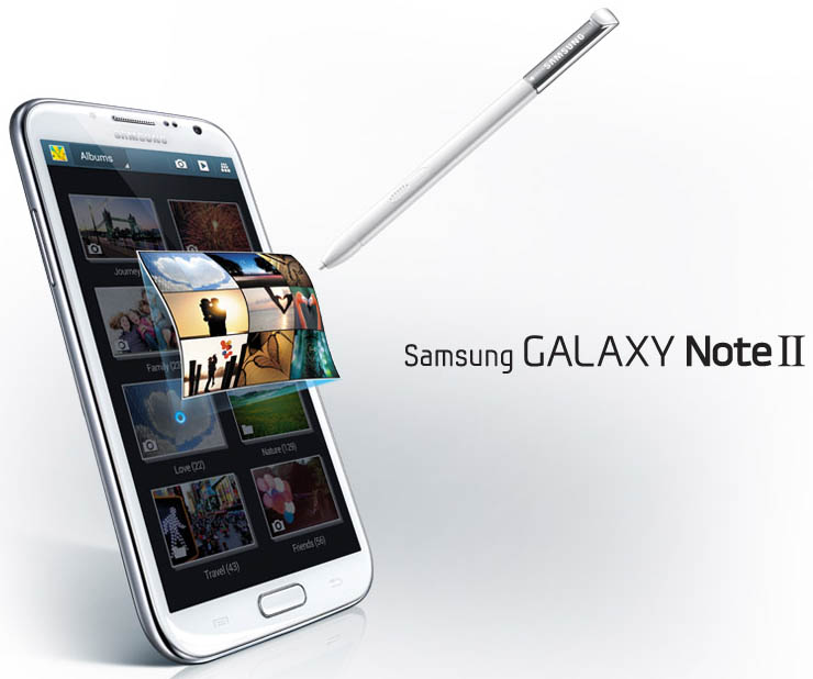 Samsung Galaxy Note 2 Unveiled
