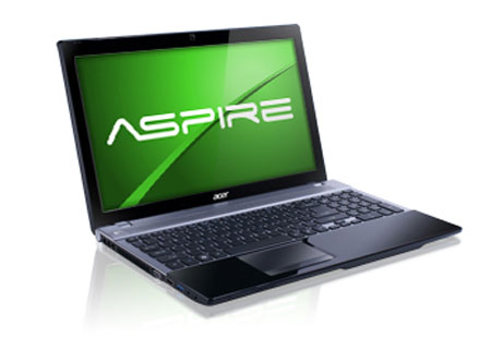 Top 5 cheap 3rd Generation Intel Core i5 Laptops - Acer Aspire V3 571