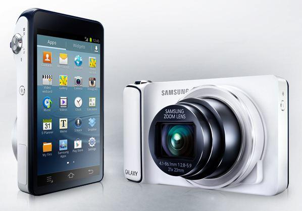 Samsung Galaxy Camera Pic 1