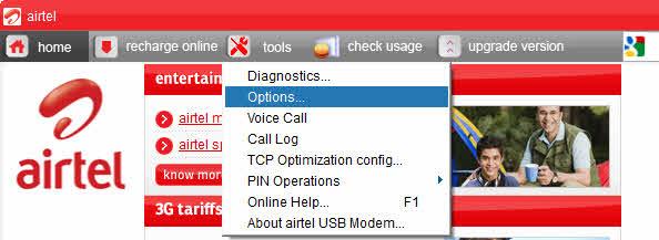 Airtel 3G Slow Internet