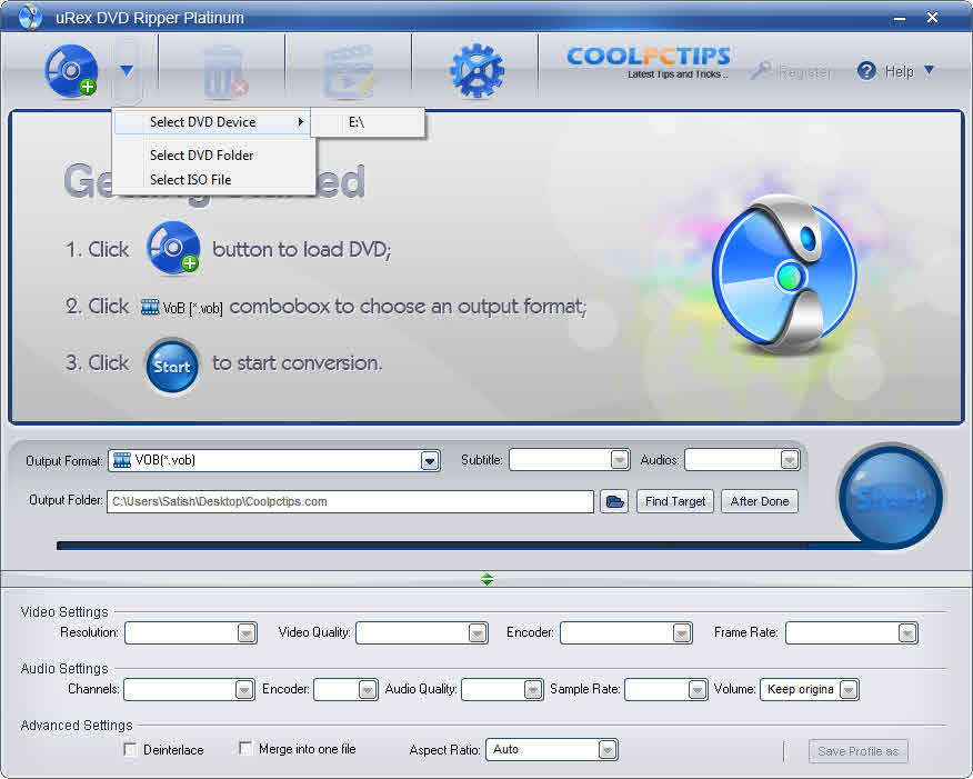 uRex DVD Ripper Platinum Giveaway