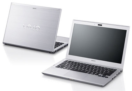 Best Intel Core i5 3rd Generation Ultrabooks - Sony VAIO S Series SVT11113FG