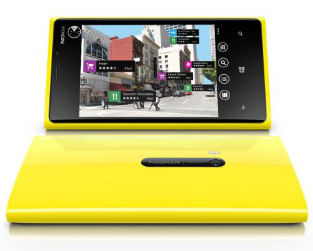 Nokia Lumia 920 and 820 Preview