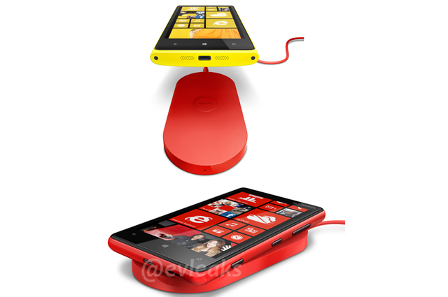 Nokia Lumia 920 and 820 Wireless Charging Pad