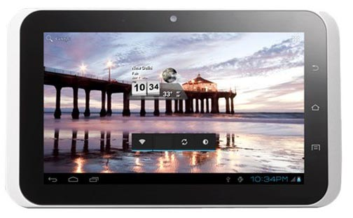 Tablets with calling function - HCL ME Tab Y2