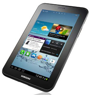 Tablets with calling function -  Samsung Galaxy Tab 2 310