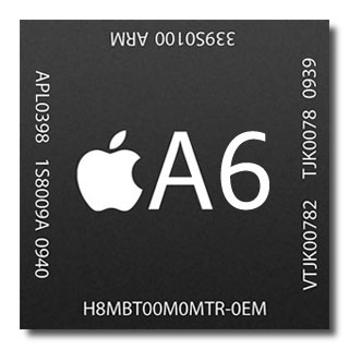 iPhone 5 Preview - Apple A6