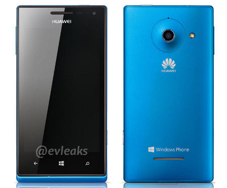 Windows Phone 8 Devices - Huawei Ascend W1