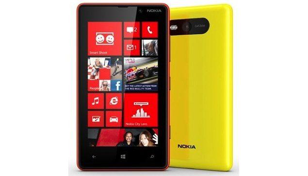 Windows Phone 8 Devices - Nokia Lumia 820