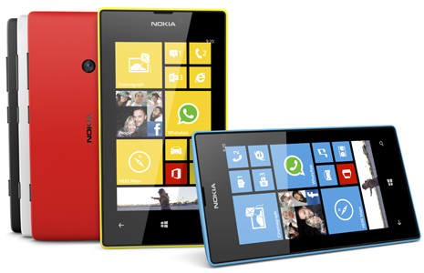 Windows Phone 8 devices - Lumia 520