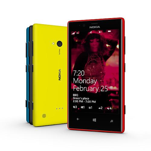 Windows Phone 8 devices - Lumia 720