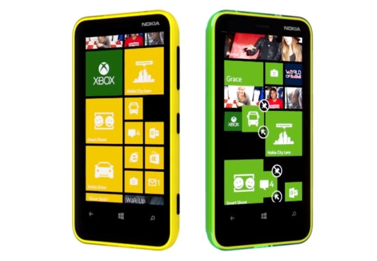 Windows Phone 8 Devices - Nokia Lumia 620