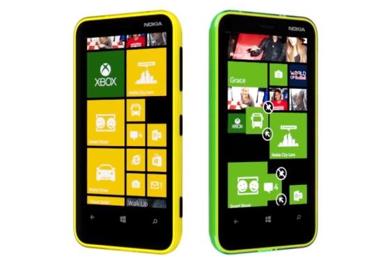 Windows Phone 8 Devices - Nokia Lumia 620