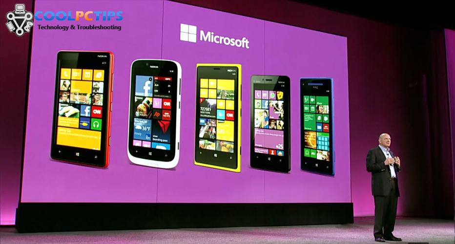 Windows Phone 8 features - Launch pic