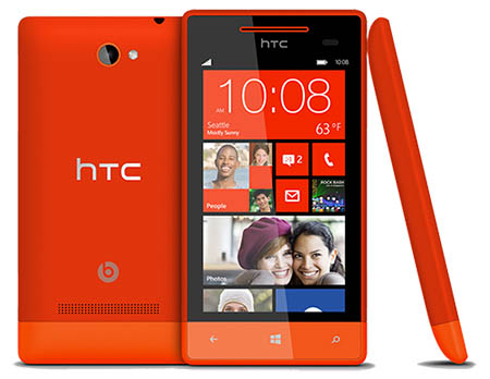 Windows Phone 8 Devices - Windows Phone 8S by HTC